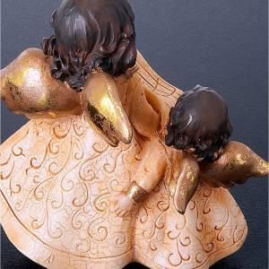 Couple d'anges avec partition s2