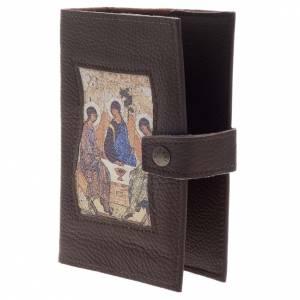 Couvertures liturgie des heures vol. unique: Couverture cuir liturgie des heures vol. unique Trinité