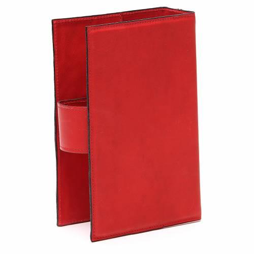 Couverture Lit. 4 vol. aimantée Ste Famille métal rouge s3