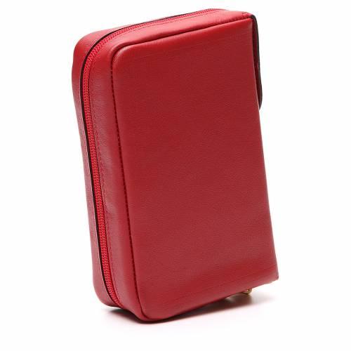 Couverture Lit. Vol. unique IHS rouge cuir s3