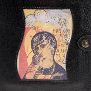 Couverture Néocatéchuménale Vierge et saint esprit noire s2
