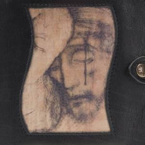 Couverture Néocatéchuménale visage du Christ noire s2