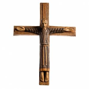 Cristo di Batloo legno Bethléem s1