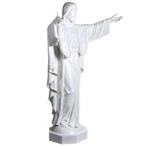 Cristo Redentor 200 cm. fibra de vidrio s5