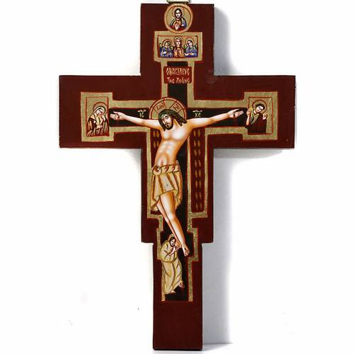 Croce icona rumena s1