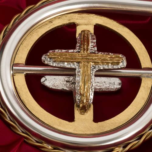 Crosse pastorale évangélistes s13