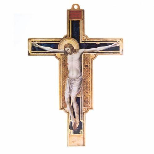 Crucifijo Giotto Rimini 1