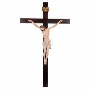 Crucifijos y cruces de madera: Crucifijo resina y madera 170 x 100 cm