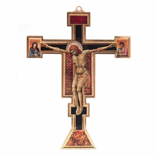 Crucifix Giotto Florence s1