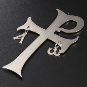 Cruz de Aquilea en acero s2