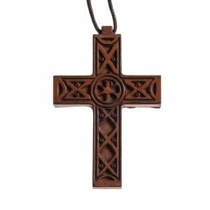 Cruz tradicional de madera Bethléem s1