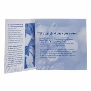 Cuore cantico Ave Maria bianco Azur Loppiano s3