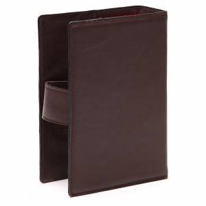 Custodia Bibbia Ger. magnetica S. Fam. metallo t. di moro s3