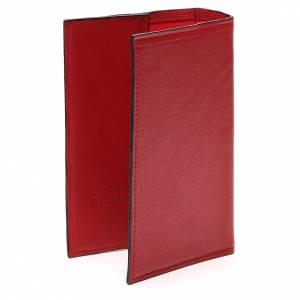 Custodia Lit. Ore 4 vol. Evangelisti pelle rossa s3