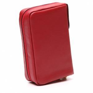 Custodia Lit. Vol. unico IHS rosso pelle s3