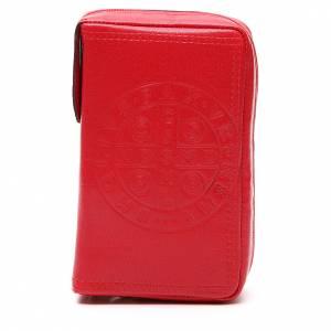 Custodie lit. ore vol. unico: Custodia Lit. Vol. unico rosso S. Benedetto