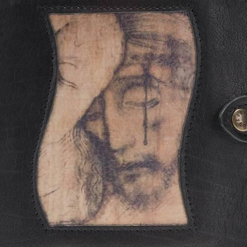 Custodia Neocatecumenale nera Volto di Cristo s2