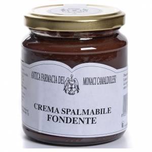 Chocolate: Dark chocolate cream 300gr Camaldoli