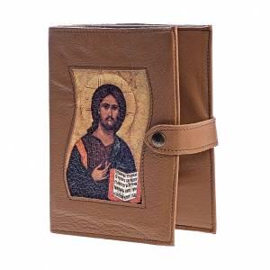 Jerusalem Bibel Deckel: Deckel Bibel Jerusalem Kristus Pantocratore
