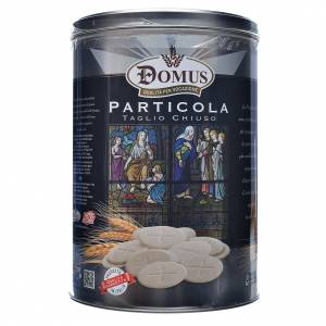Communion bread and hosts: Deluxe can, 3000 particles, closed edges 3.5cm