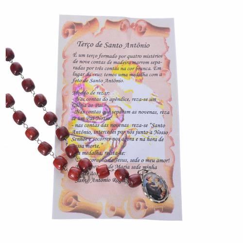 Devotional Chaplet Saint Anthony s4