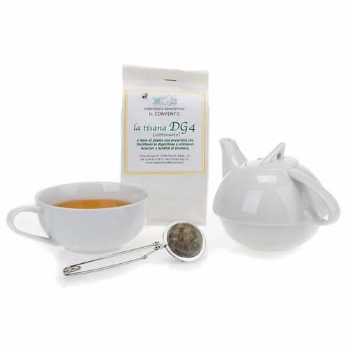 DG4 herbal tea: for stomach acidity s1