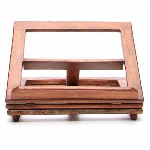 Tischpulte: Drehbares Lesepult aus Holz
