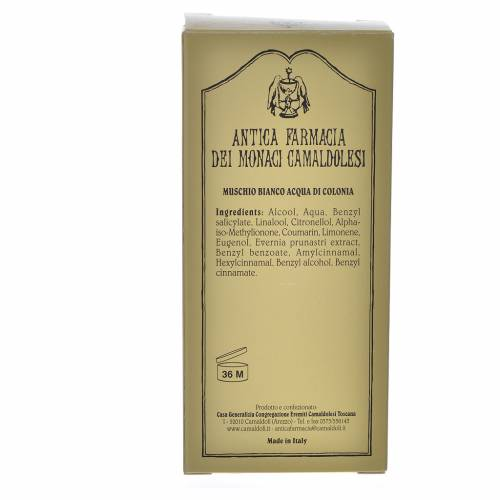 Eau de toilette Musc Camaldoli 100 ml s2