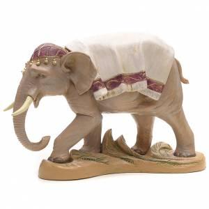 Elefante in piedi cm 19 Fontanini s1
