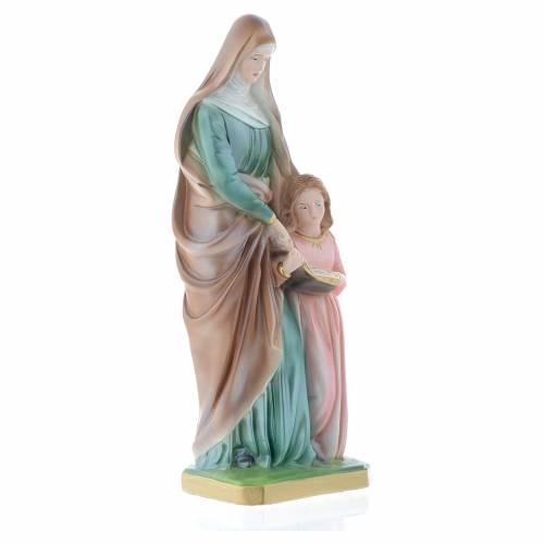 Estatua Santa Ana 30 cm. yeso s3