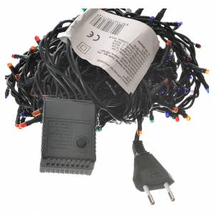 Fairy lights 240 multicoloured mini LED, for indoor use, programmable s3