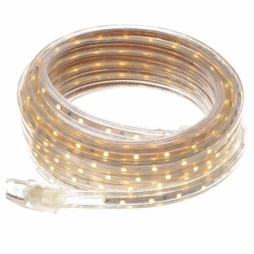 Fairy lights slim strip with 300 warm white LED for indoor use s1