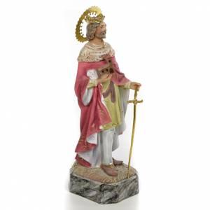 Ferdinand of Aragona wooden paste 20cm, fine finish s2