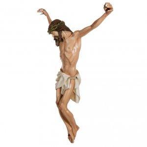 Fiberglas Statuen: Fiberglas Leib Christi 100 cm