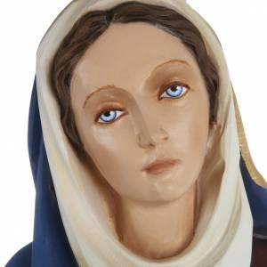 Fiberglas Statuen: Fiberglas Schmerzensreiche Madonna 80 cm