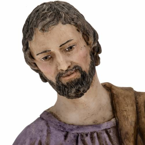 Figurines for Landi nativities, Saint Joseph 18cm s4