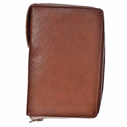 Funda Sagrada Biblia CEE ED. Pop. piel simil cuero s1