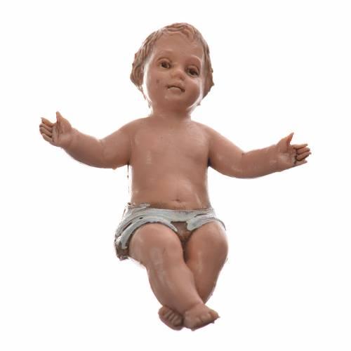 Gesù Bambino 10 cm Moranduzzo s1