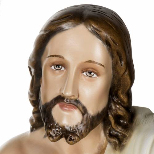 Gesù Risorto 100 cm fiberglass s6