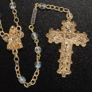 Ghirelli rosary, Lourdes grotto 4mm s2