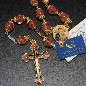 Ghirelli rosary Murano glass beads s2