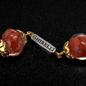 Ghirelli rosary Murano glass beads s6