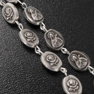 Ghirelli rosary St. Teresa Lisieux 6x8 mm s3