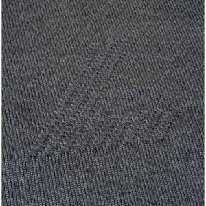 Vestes, gilets, pullovers: Gilet ouverture en U, décor