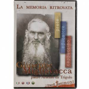 DVD Religiosi: Giuseppe Migliavacca padre Arsenio da Trigolo
