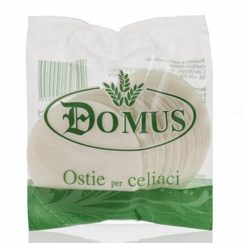 Gluten-free Magna hosts for celiacs, 25 pcs, diam. 7,5 cm s1
