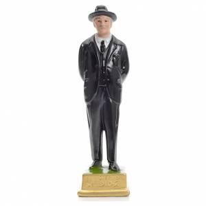 Statue in gesso: Hernandez El Siervo de Dios 25 cm gesso
