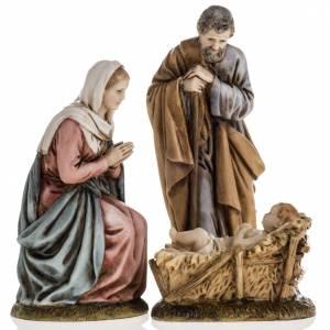 Nativity sets: Holy Family by Landi, 11 cm