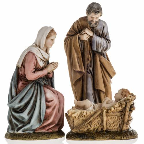 Holy Family by Landi, 11 cm s2