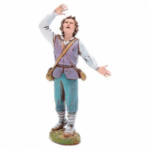 Belén Moranduzzo: Hombre maravillado 12 cm Moranduzzo estilo clásico